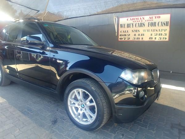2007 BMW X3 2.0d Activity  Gauteng Johannesburg_0