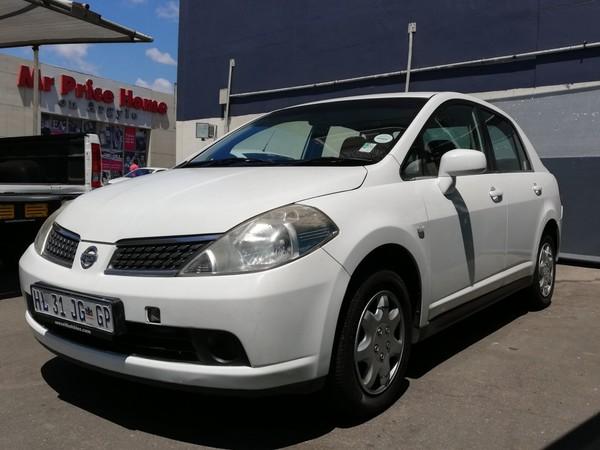2012 Nissan Tiida NISSAN TIIDA 1.8 AC Kwazulu Natal Durban_0