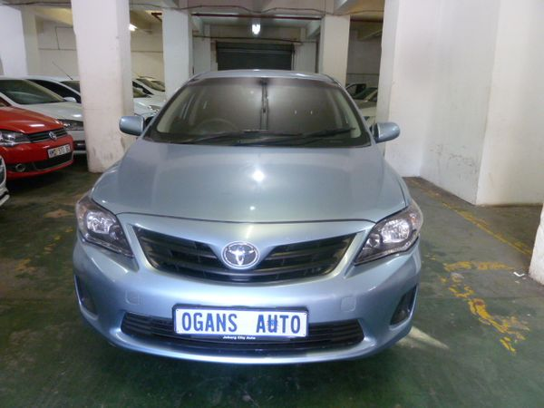2015 Toyota Corolla 1.6 Advanced  Gauteng Johannesburg_0