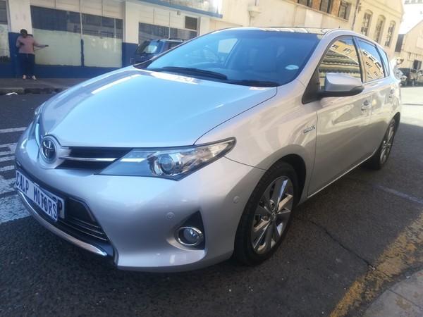 2015 Toyota Auris 1.6 XR CVT Gauteng Marshalltown_0
