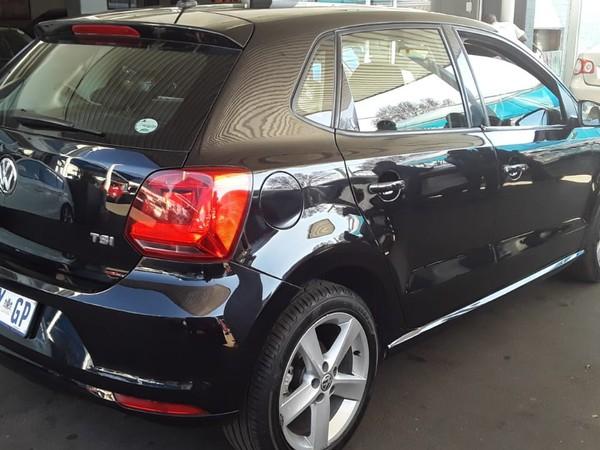 2016 Volkswagen Polo 1.2 TSI Comfortline 66KW Gauteng Johannesburg_0