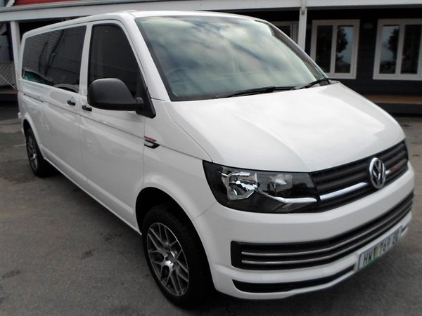 2017 Volkswagen Transporter 11 Seater Western Cape Knysna_0
