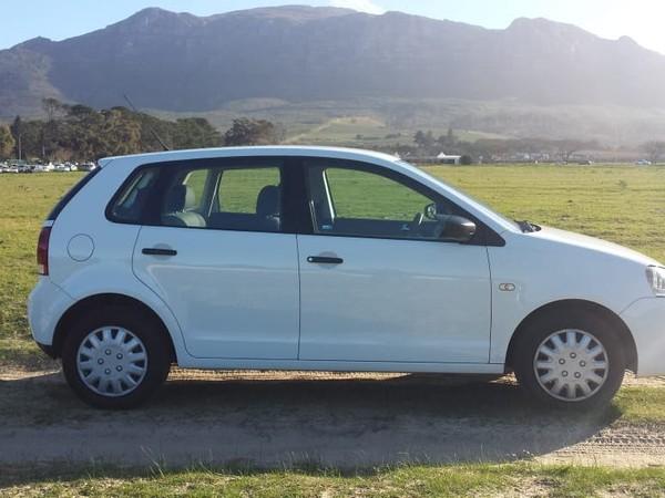 2015 Volkswagen Polo Vivo GP 1.4 Conceptline Western Cape Cape Town_0