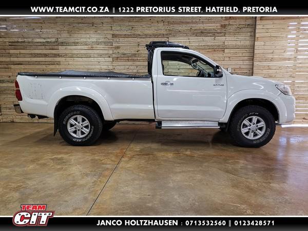 2014 Toyota Hilux 3.0 D-4d Raider 4x4 Pu Sc  Gauteng Pretoria_0