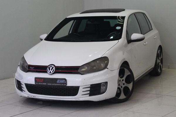 2010 Volkswagen Golf VI Gti 2.0 Tsi Dsg Gauteng Nigel_0