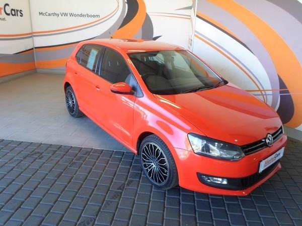 2014 Volkswagen Polo 1.6 Comfortline 5Dr Gauteng Pretoria_0