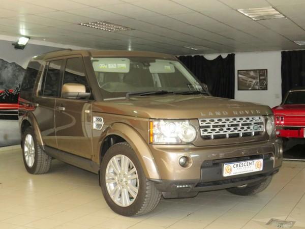 2011 Land Rover Discovery 4 5.0 V8 Hse  Kwazulu Natal Pietermaritzburg_0