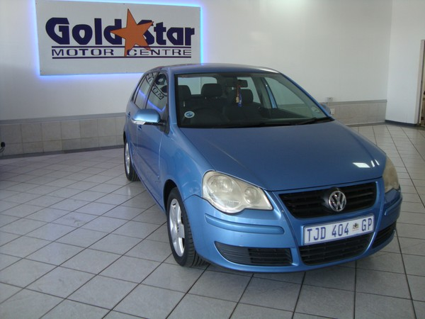 2006 Volkswagen Polo 1.6 Comfortline Gauteng Edenvale_0