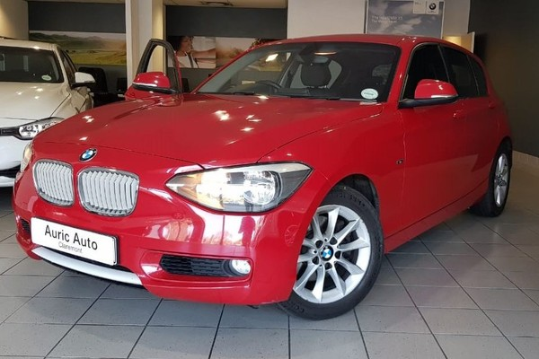 2012 BMW 1 Series 118i Urban Line Call Kent 079 899 2793 Western Cape Claremont_0