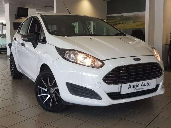 2016 Ford Fiesta 1.0 Ecoboost Ambiente Call Kent 079 899 2793 Western Cape Claremont_0