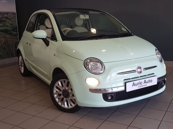 2016 Fiat 500 1.2 Lounge Call Kent 079 899 2793 Western Cape Claremont_0