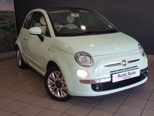 2016 Fiat 500 1.2 Lounge  Western Cape Claremont_0