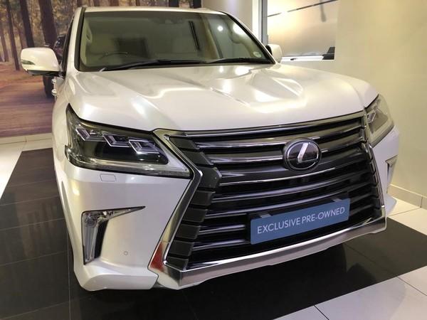 2018 Lexus LX 4.5TD V8 Gauteng Midrand_0