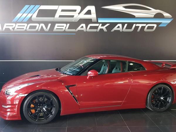 2014 Nissan GT-R Black Edition  Gauteng Sandton_0