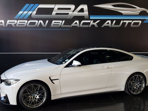 2016 BMW M4 Coupe M-DCT Competition Gauteng Sandton_0