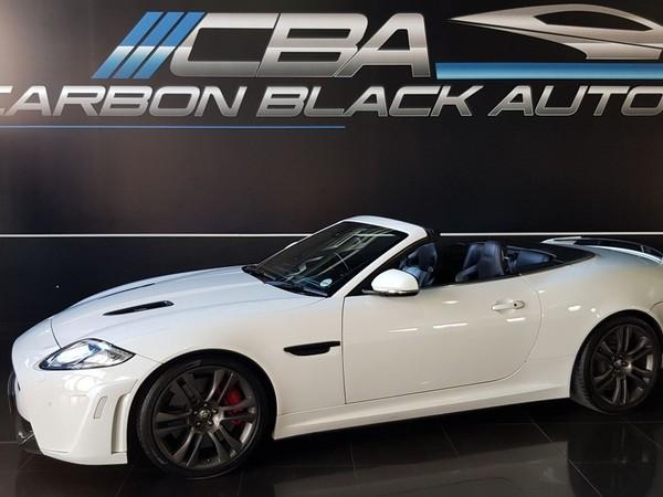 2012 Jaguar XK XKR-S 5.0 V8 SC Convertible Gauteng Sandton_0