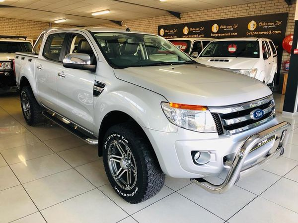 2013 Ford Ranger 3.2tdci Xlt At  Pu Dc  Western Cape Paarl_0