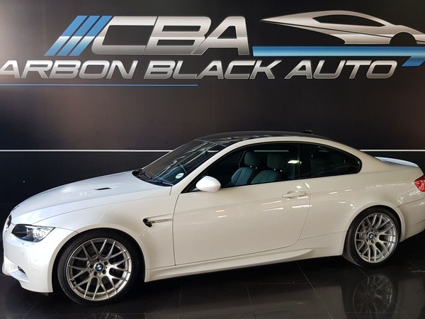 2012 BMW M3 Coupe M-DCT Competition Pack M Dynamic Gauteng Sandton_0