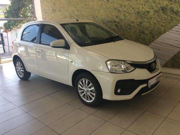 2019 Toyota Etios 1.5 Xs 5dr  Gauteng Pretoria_0