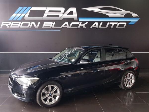 2012 BMW 1 Series 118i 5dr f20  Gauteng Sandton_0