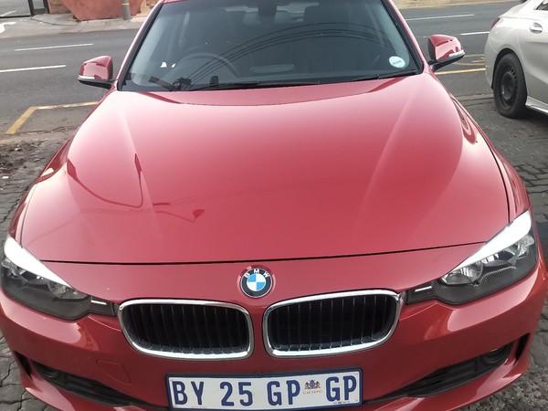 2013 BMW 3 Series 320i  At f30  Gauteng Pretoria_0