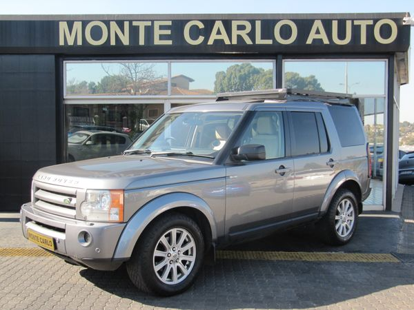 2009 Land Rover Discovery 3 Td V6 Hse At  Gauteng Sandton_0