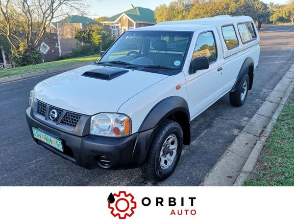 2013 Nissan NP300 Hardbody 2.5 TDI LWB 4x4 k06k34 Bakkie Single cab Western Cape Durbanville_0