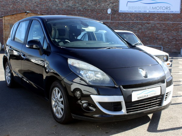 2009 Renault Scenic Iii 1.9dci Dynamique  Western Cape Mossel Bay_0