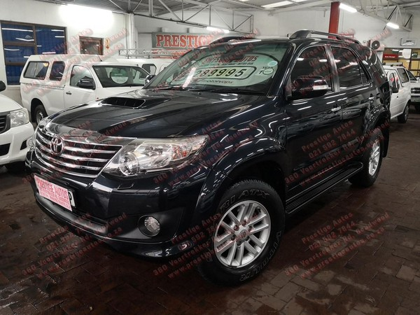 2013 Toyota Fortuner Call Bibi 082 755 6298 Western Cape Goodwood_0