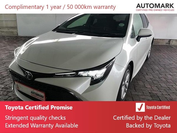 2019 Toyota Corolla 1.2T XS CVT 5-Door Eastern Cape Uitenhage_0