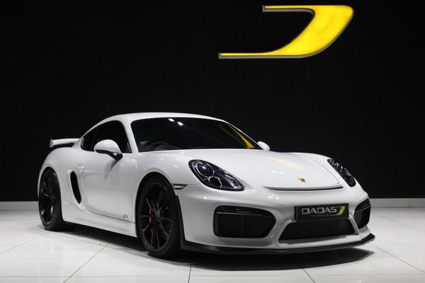 2016 Porsche Cayman GT4 Gauteng Johannesburg_0