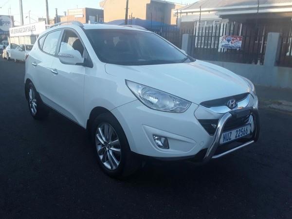 2012 Hyundai iX35 R2.0 Crdi Gls  Gauteng Rosettenville_0
