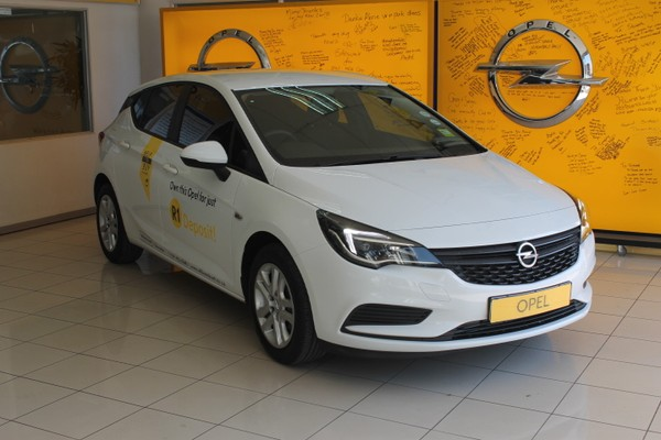 2019 Opel Astra 1.0T Essentia 5-Door Gauteng Edenvale_0