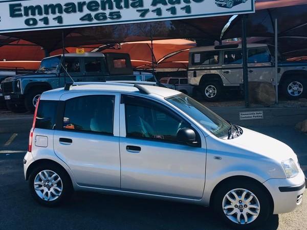 2011 Fiat Panda 1.2 Dynamic Mta  Gauteng Emmarentia_0