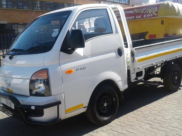 2019 Hyundai H100 Bakkie 2.6 D TIP CC Gauteng Johannesburg_0