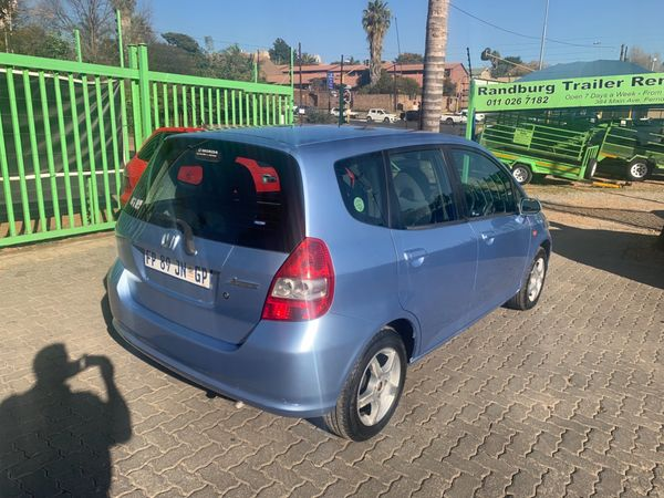 2004 Honda Jazz 1.4i Dsi  Gauteng Randburg_0