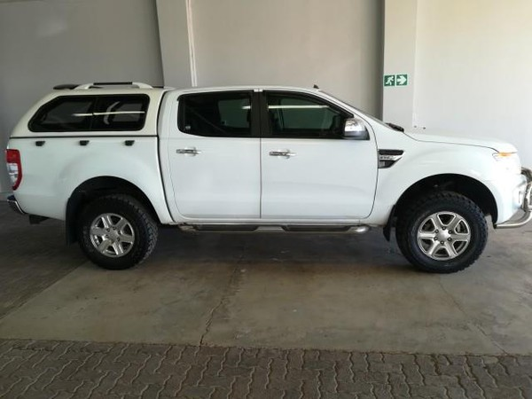 2015 Ford Ranger 3.2TDCi XLT Auto Double Cab Bakkie Limpopo Nylstroom_0
