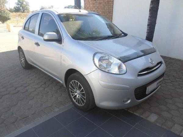 2012 Nissan Micra 1.5 Dci  Acenta 5dr d84  Limpopo Messina_0