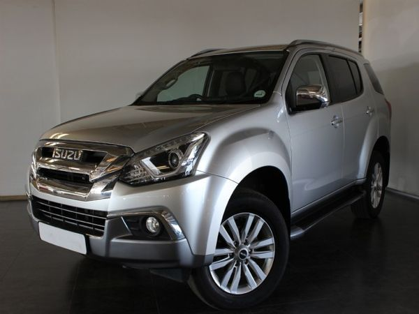 2018 Isuzu MU-X 3.0D 4X4 Auto Gauteng Boksburg_0