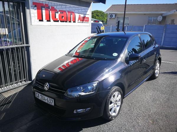 2013 Volkswagen Polo 1.6 Tdi Comfortline 5dr  Western Cape Kuils River_0