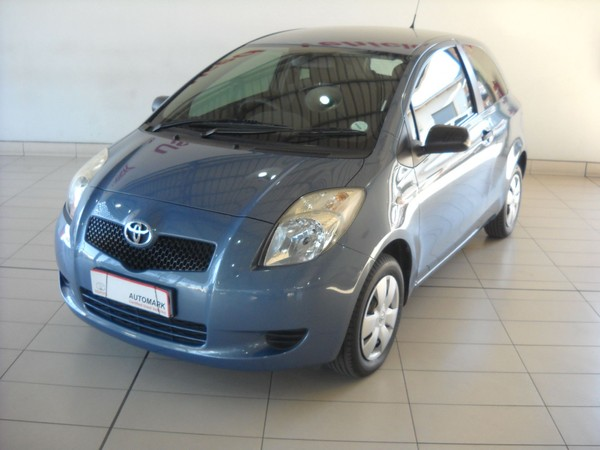 2006 Toyota Yaris T1 3dr Ac  North West Province Brits_0