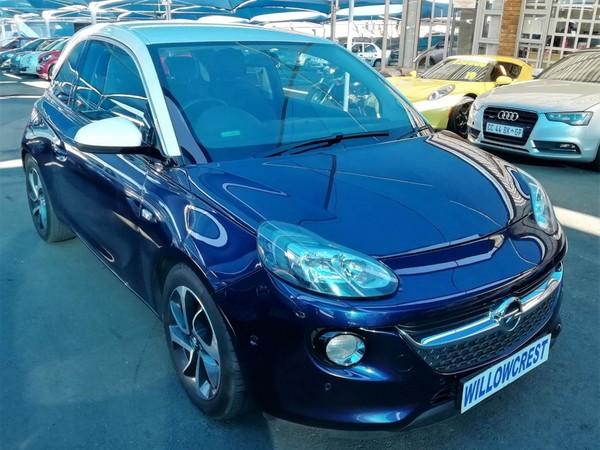 2015 Opel Adam 1.0T JAM 3-Door Gauteng Randburg_0