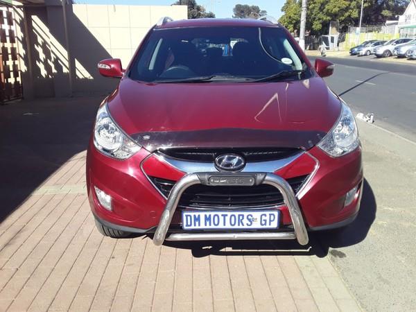 2011 Hyundai iX35 2.0 Gls At  Gauteng Rosettenville_0