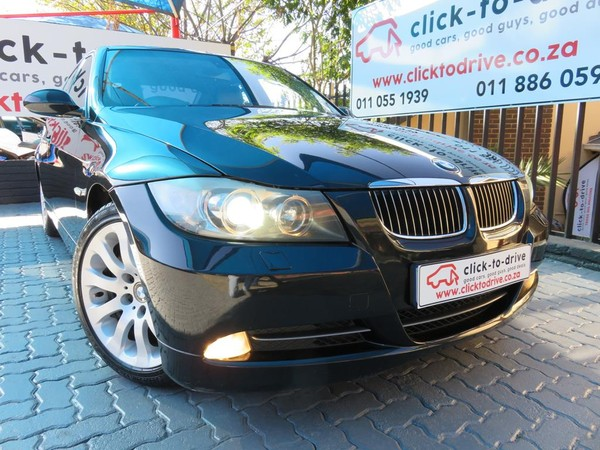 2006 BMW 3 Series 330i Exclusive At e90  Gauteng Randburg_0