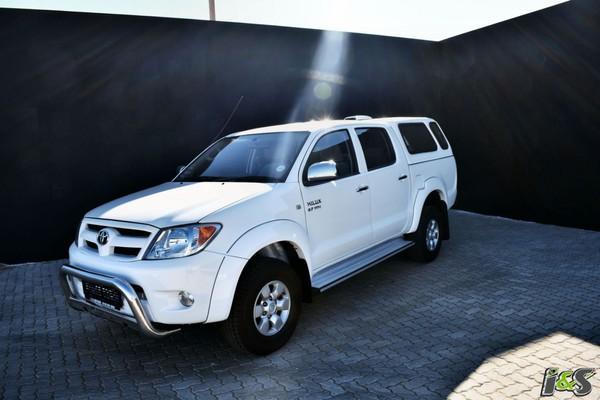2007 Toyota Hilux 2.7 Vvti Raider Rb Pu Dc  Gauteng De Deur_0