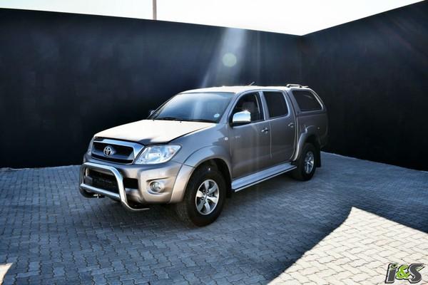 2010 Toyota Hilux 2.7vvt-i Raider Pu Dc  Gauteng De Deur_0