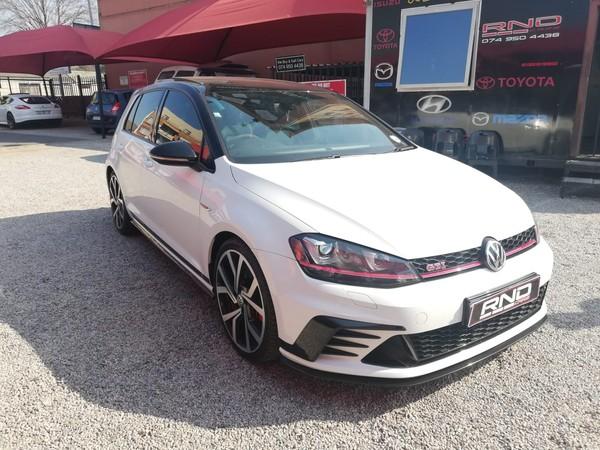 2016 Volkswagen Golf VII GTi 2.0 TSI DSG Clubsport Gauteng Edenvale_0
