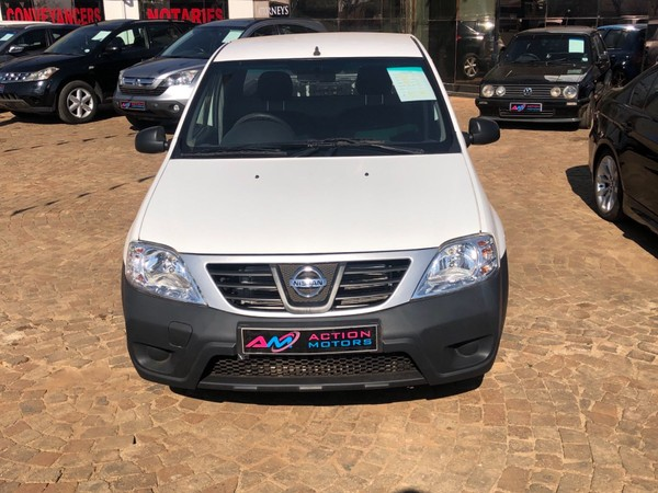 2016 Nissan NP200 1.5 Dci Se Pusc  Gauteng Lenasia_0
