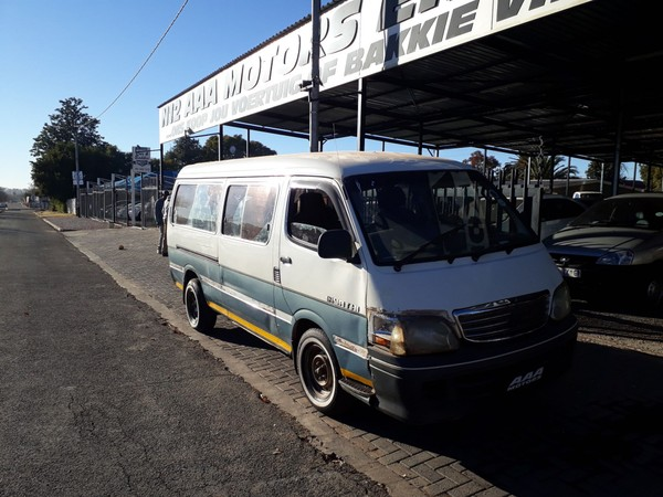 2007 Isuzu KB Series Kb 20 North West Province Klerksdorp_0