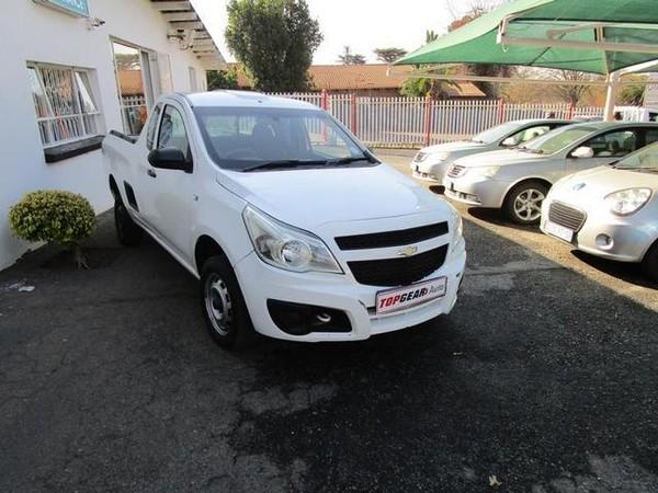 2014 Chevrolet Corsa Utility 1.4 Sc Pu  Gauteng Bryanston_0